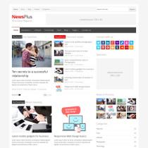 NewsPlus by Themeforest