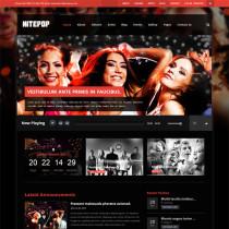 Nite Pop by themeforest