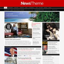 News Theme by organicthemes