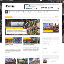 Pacific by Themeforest