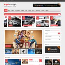SuperChanger by Themeforest