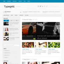 Typegrid by Themeforest