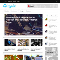 Upright by Themeforest