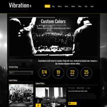 Vibration by Themeforest