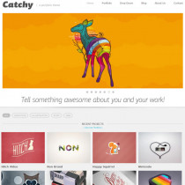 Catchy by ThemePure
