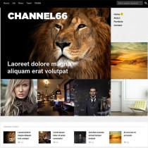 Channel66 by ThemesKingdom