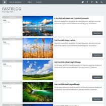 FastBlog by RichWP