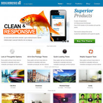 Highrise by ThemeForest