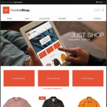 HumbleShop by ThemeForest