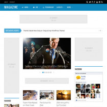 Magazine by Themify Themes