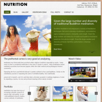 Nutrition by Ink Themes