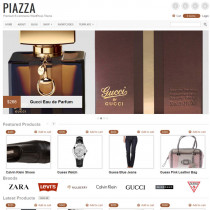Piazza by Colorlabsproject