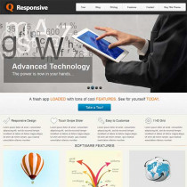 Qresponsive by ThemeForest