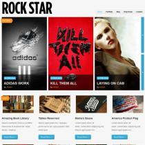 RockStar by ThemePure