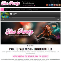 TheParty by AlohaThemes