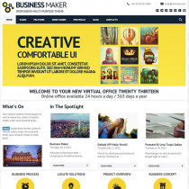 Business Maker by ThemeForest