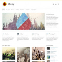 Clarity by ThemeTrust