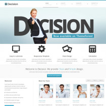 Decision by ThemeForest