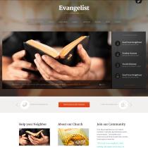 Evangelist by Themefuse