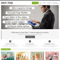Great Pearl by ThemeForest