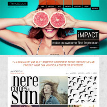 Minuscula by ThemeForest