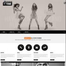 Notime by ThemeForest