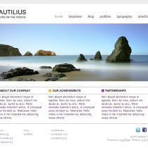Nautilius by Vivathemes