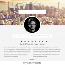 Profile by Organic Themes