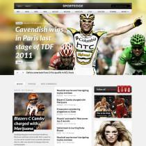 Sportedge by Themefuse