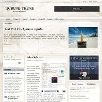 Tribune by Nattywp