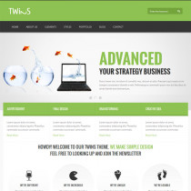 Twins by ThemeForest