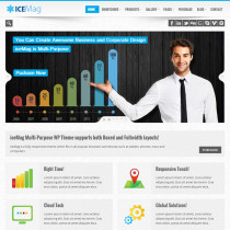 iceMag by ThemeForest