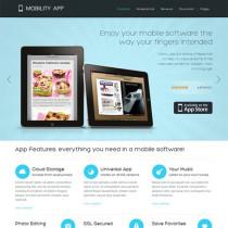 MobilityApp by Themefuse