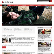 Republica by Vivathemes