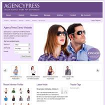 Agency by Premiumpress