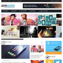 Amzola by Famethemes
