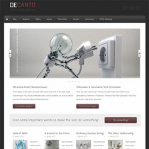 Decanto by ThemeShift