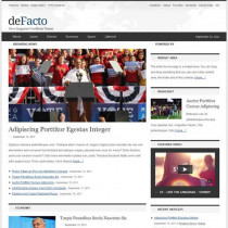 DeFacto by ThemeShift