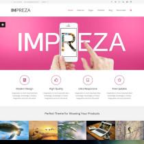 Impreza by themeforest