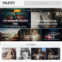 Valenti by Themeforest