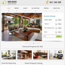 Home Builder by Inkthemes