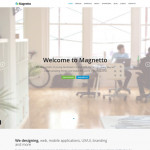 Magnetto by Themeforest