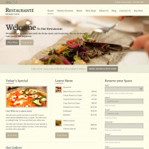 Restaurants by Templatic