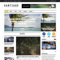 Santiago by Themeforest