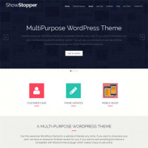 Showstopper by Templatic