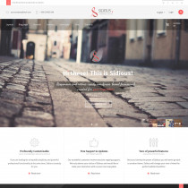 Sidious by Themeforest