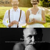 Selfie by OrganizedThemes