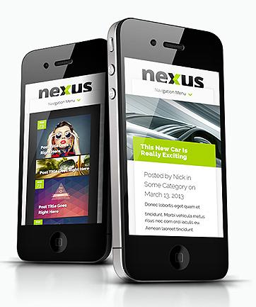 Nexus-Responsive-Design