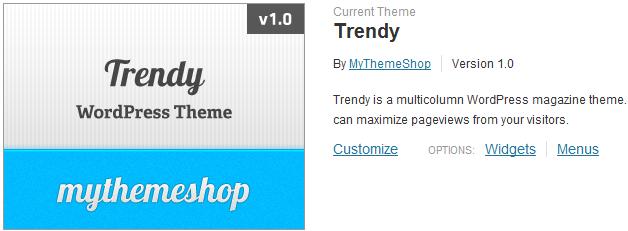 Trendy-Current-Theme