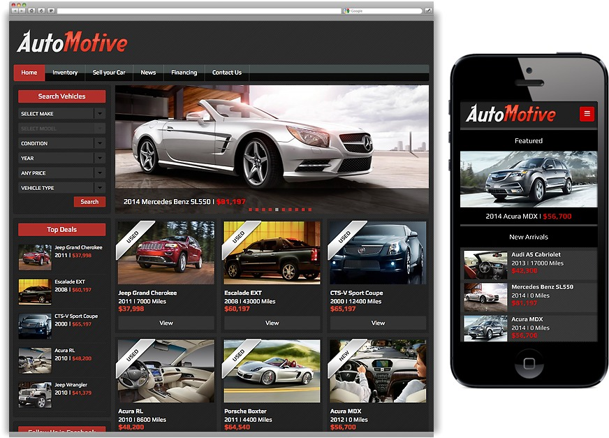 wordpress-automotive